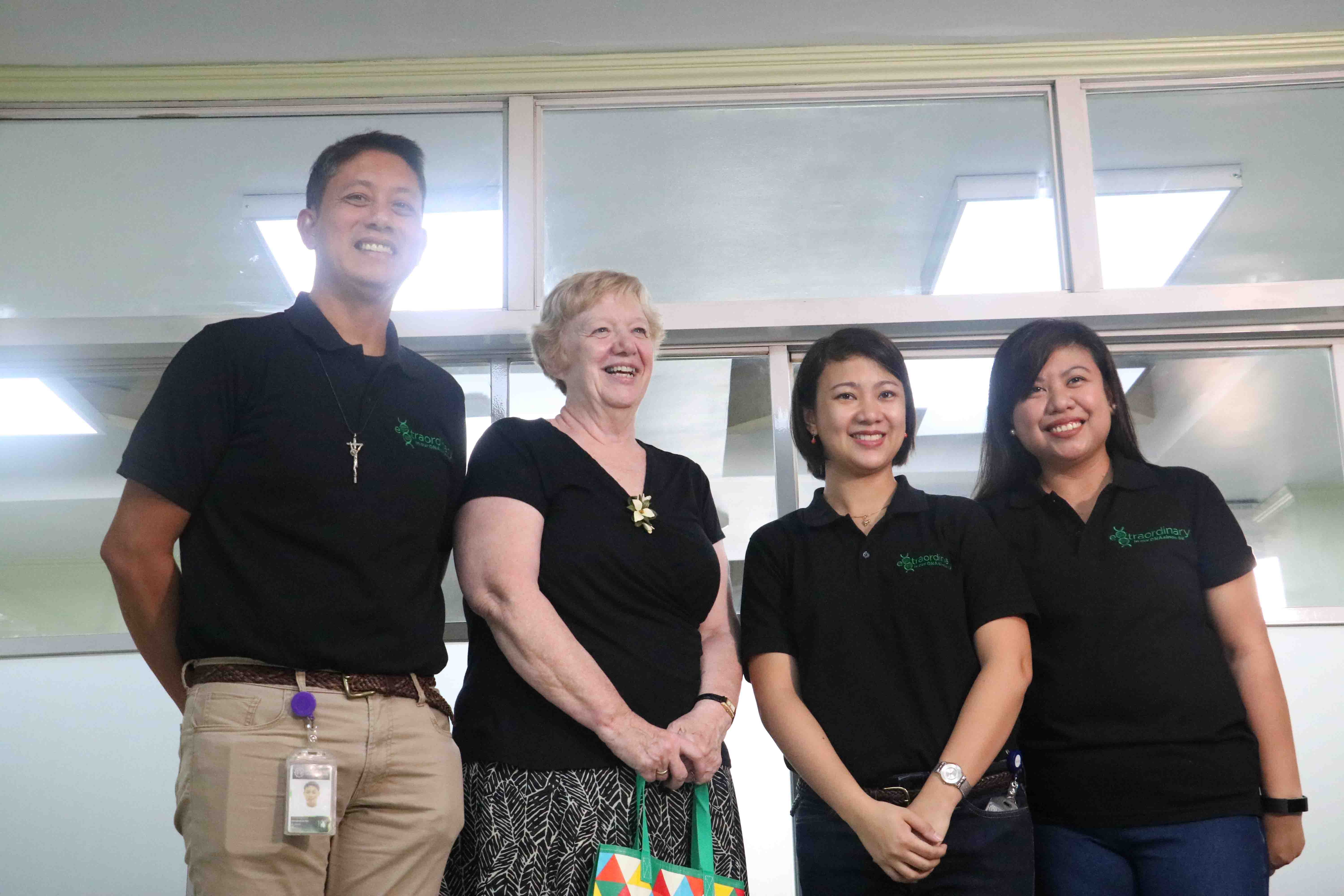 High school for the deaf opens in Manila | Daily Tribune