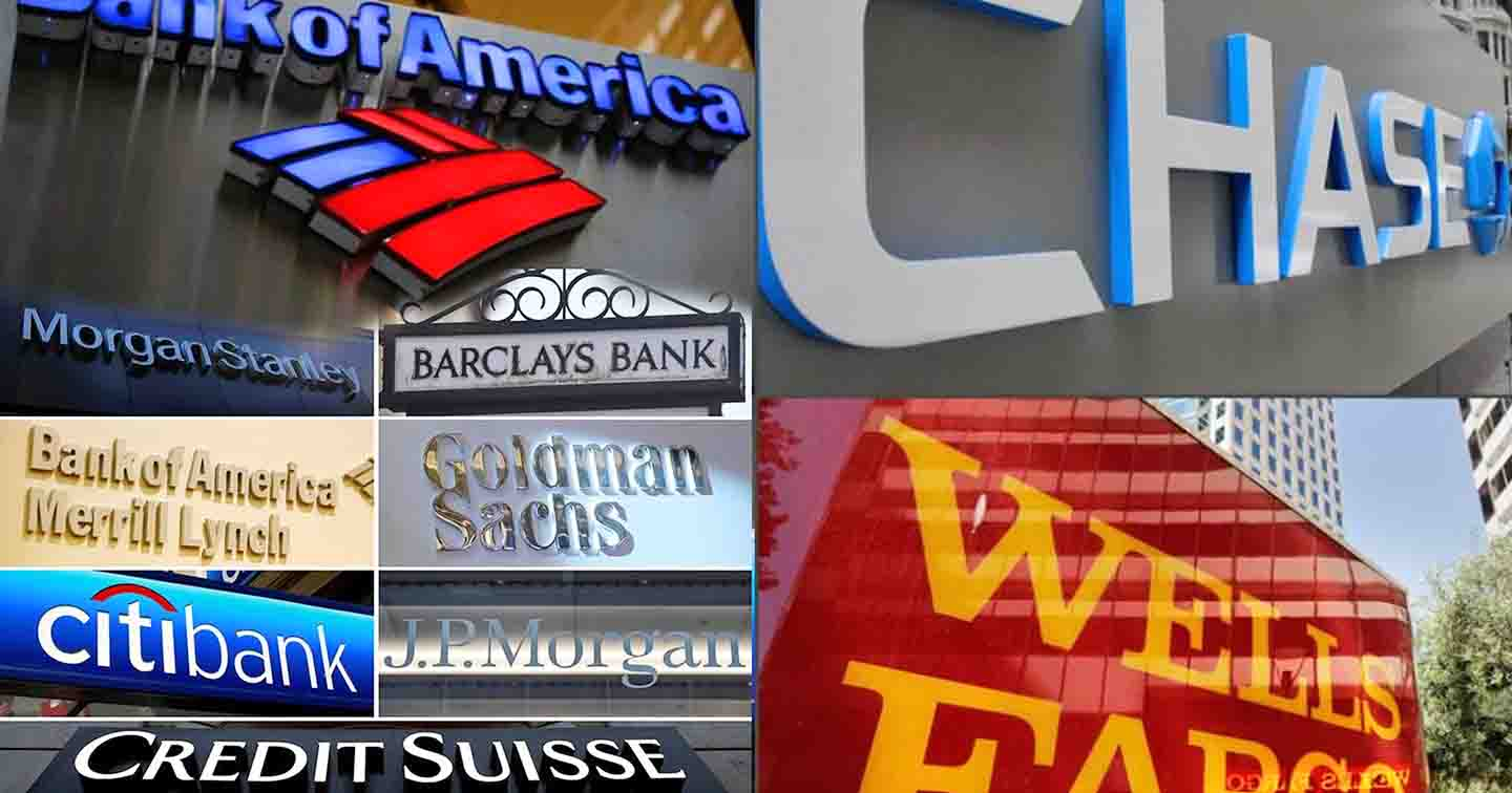 U S  Fed: Large banks can withstand economic crisis